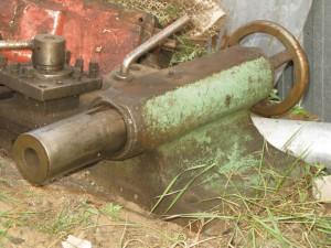 Задняя бабка для станка 1М63