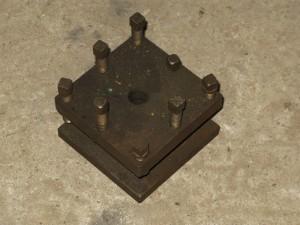Резцодержатель для станков 1К62, 16К20, ТВ6, 16Б16П, ИЖ611