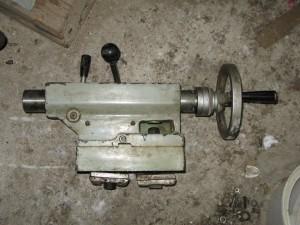 Задняя бабка для станка ИЖ-250ИТВМ