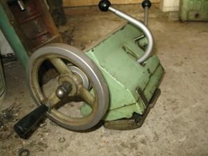 Задняя бабка для станков ИЖ-1И611П, ИС1-1